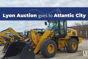 Lyon Auction goes to Alantic City