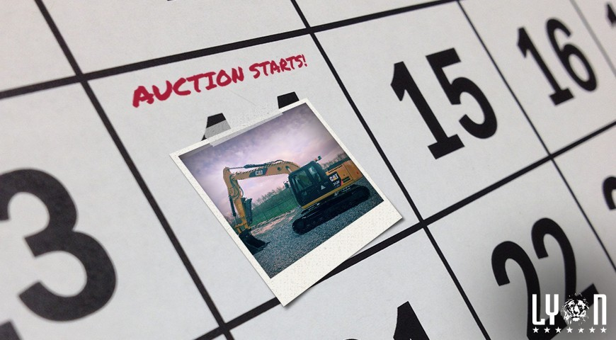 Planning your June auctions