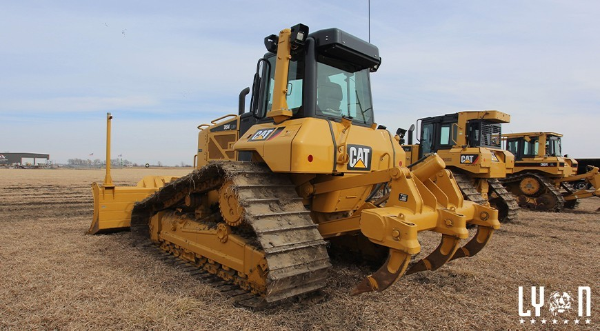 Buying large used equipment