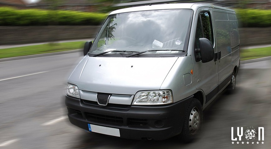 Why you need a commercial van on your jobsite