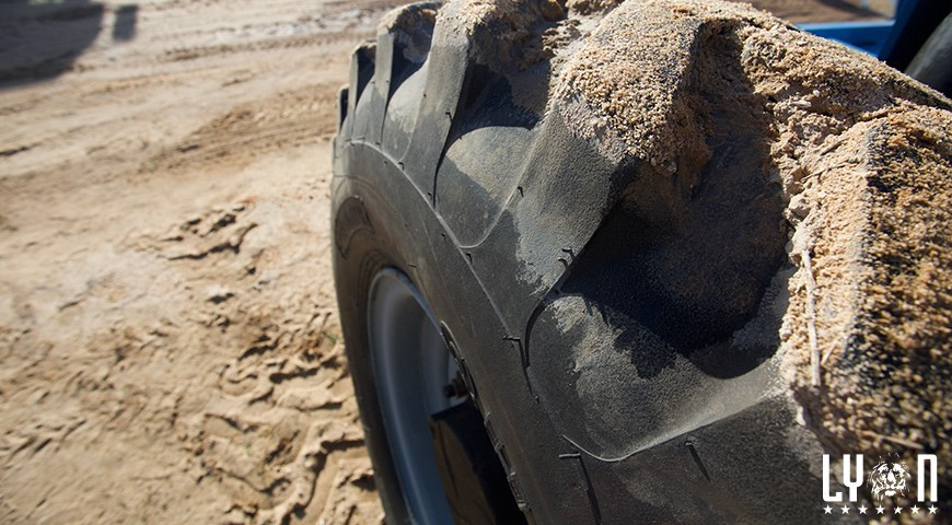 Michelin releases new harvester tire just in time for North American harvest