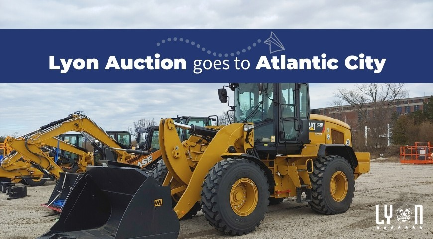 Lyon Auction goes to Alantic City
