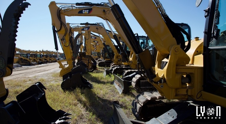Best Machinery For Moving Land