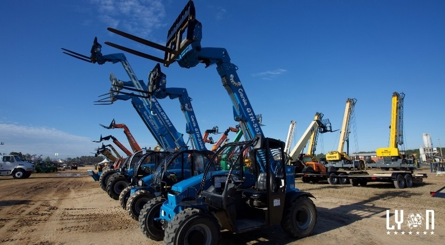 The advantages of purchasing used industrial equipment